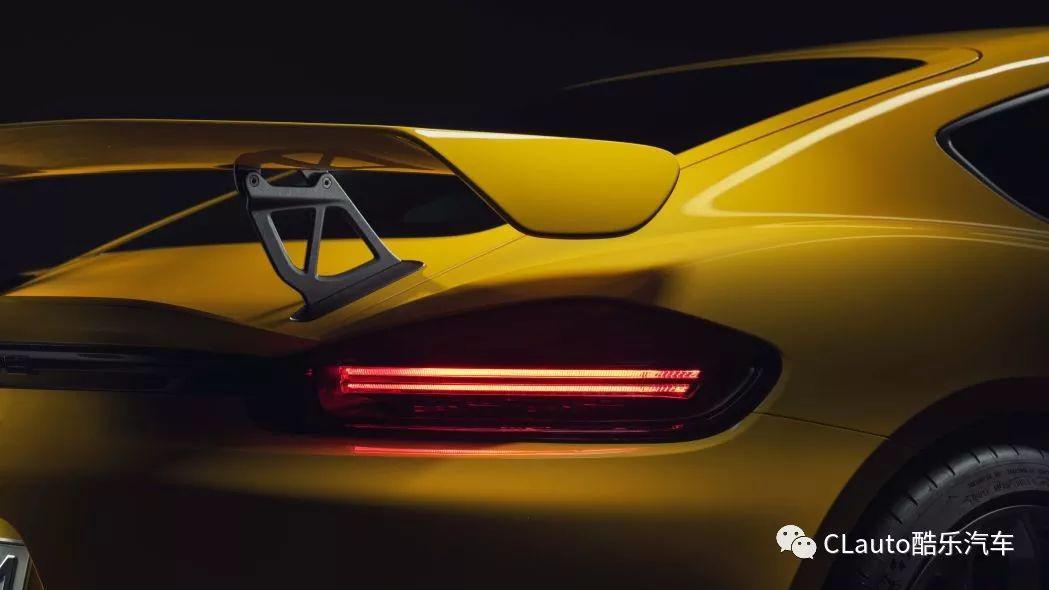 2020款保时捷718 Cayman GT4 、718 Spyder开启预订,自吸+MT