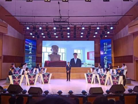 鹤岗师专学生陈烨在第九届黑龙江省大学生职业生涯与创业规划