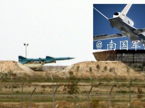 伊朗空军拦截美国战略间谍无人机:首开全球记录,击落美战机1架