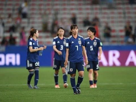 第3支亚洲球队出线诞生!日本女足0-2也晋级,成绩不如中国女足