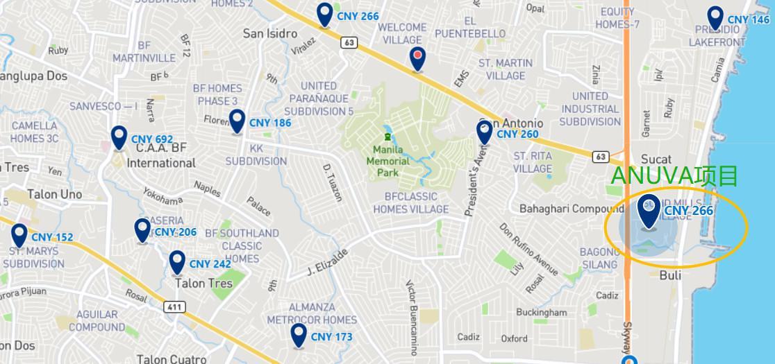 菲律宾大马尼拉租房刚需市场!房子都租给了谁?