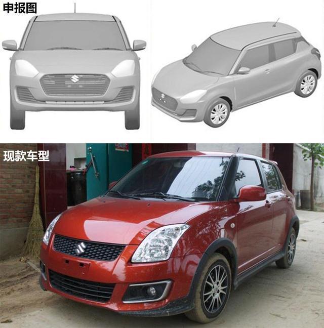 长安铃木雨燕迎来全新换代,新车搭载1.0T动力,秒杀威驰