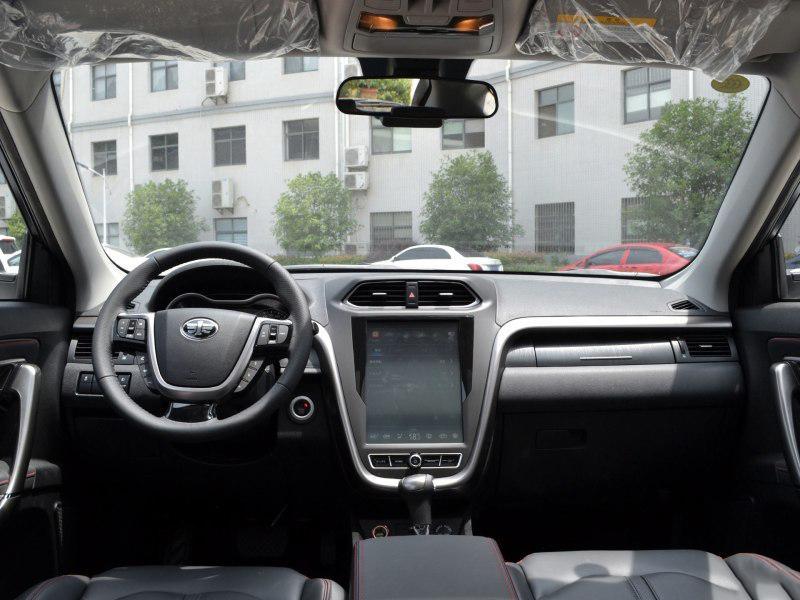 5个月卖出37台,1.8T+6AT动力总成,这款国产SUV被遗忘了
