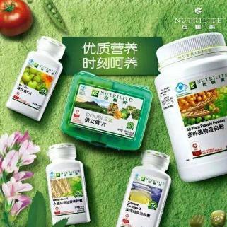 安利纽崔莱产品在同类产品中具有较强优势