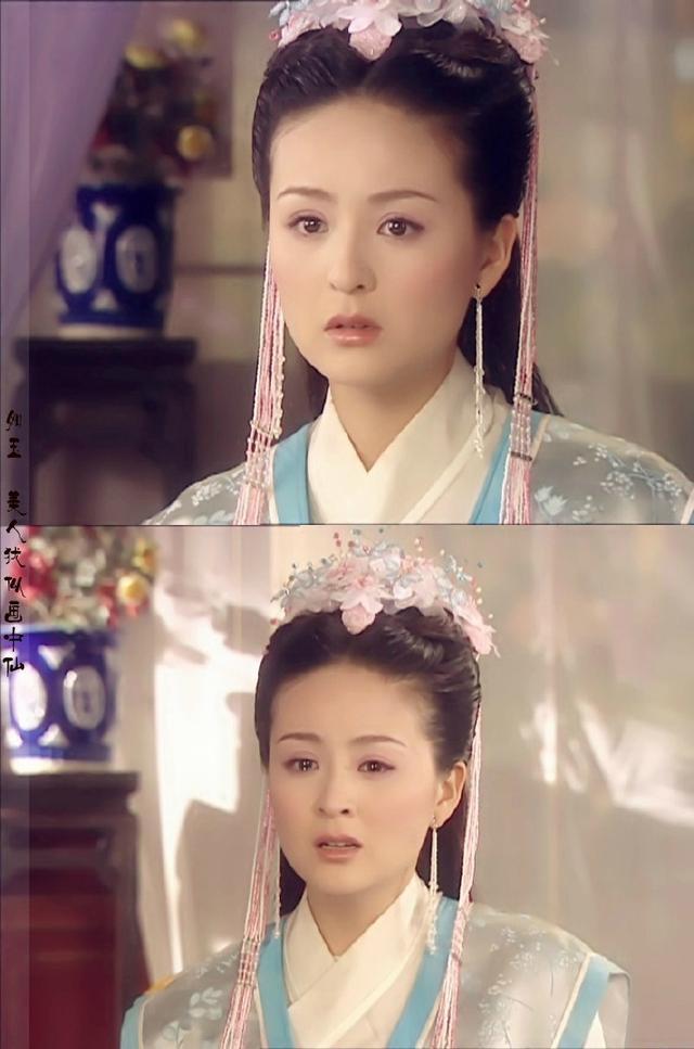 《皇太子秘史》中貌美如花的小姐姐,戴娇倩胡静,你最喜欢哪一个