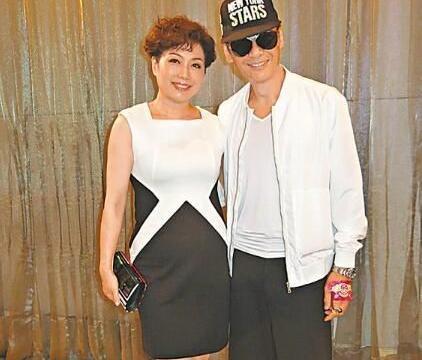 江华否认藏起老婆麦洁文 抱怨受了好多年委屈