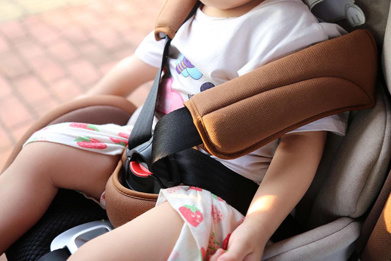 儿童安全座椅怎么选?奶爸跟你来分享