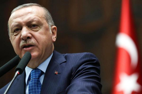 土耳其總統埃爾多安 視覺中國 資料圖