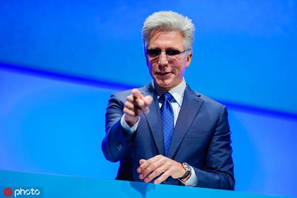 德软件巨头CEO:对华承诺不变,还将加大投资