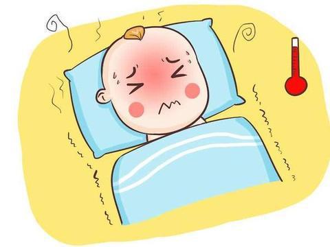 宝宝容易感冒发烧,但这3种退烧药千万别用,对宝宝有伤害
