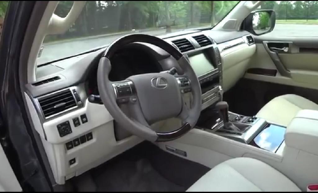 中大型SUV又一猛将 全新雷克萨斯GX460将上市 普拉多换壳?