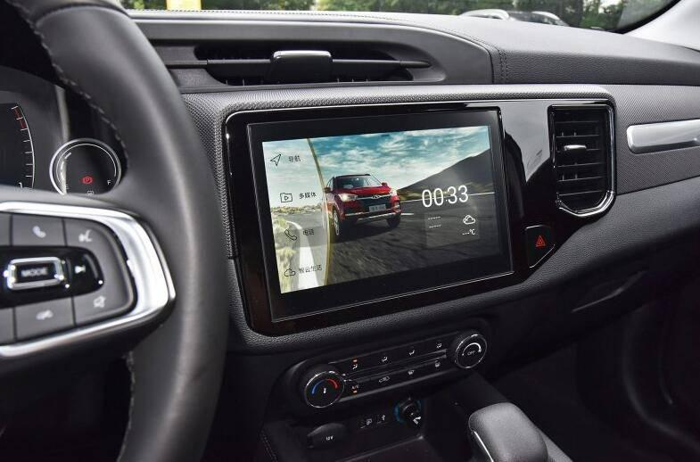 奇瑞又一紧凑SUV上市优惠近万元 国六标准 标配液晶仪表 仅5万起