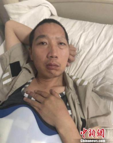 内蒙古一罪犯看病期间逃跑警方悬赏5万元寻找线索