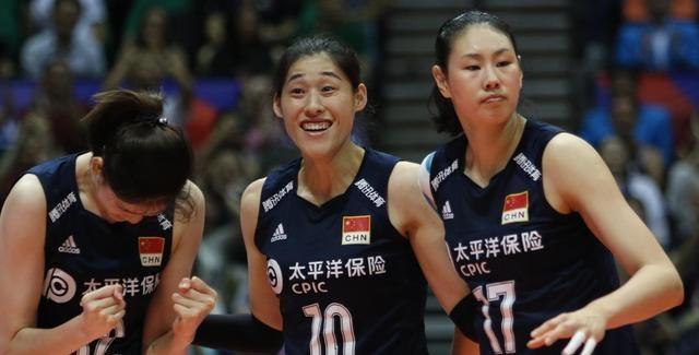 2019世界女排联赛北仑站,中国女排3比0完胜塞尔维亚,决赛在南京