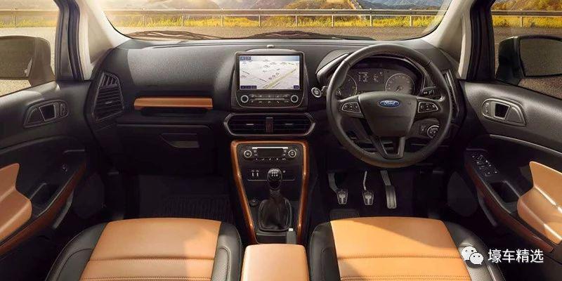 新福特翼搏增添黑色元素推出新配备的强化版
