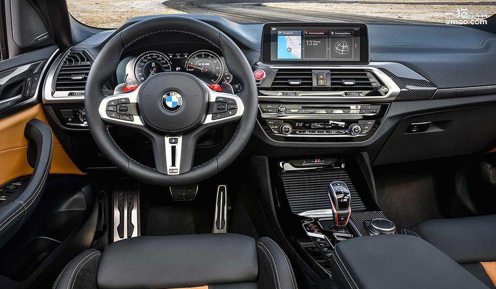 或将成为最畅销M车型 503匹的宝马X3 M终于来了