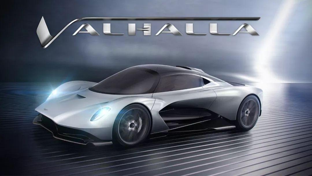 【SCC一周新闻】G级发布周年特别版,AM-RB 003正式定名Valhalla