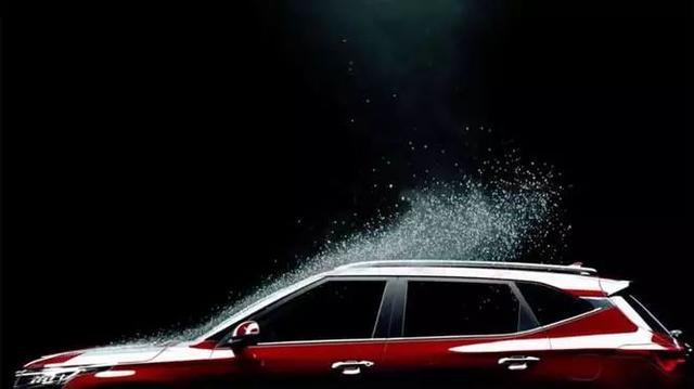 颜值逆天,运动感十足,起亚最新小型SUV曝光