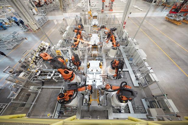 探秘宝沃汽车工业4.0 深度试驾鉴证优越性能