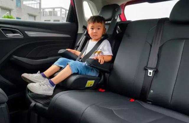 实测荣威RX3一体式儿童安全座椅,彻底解决孩子安全乘车问题?