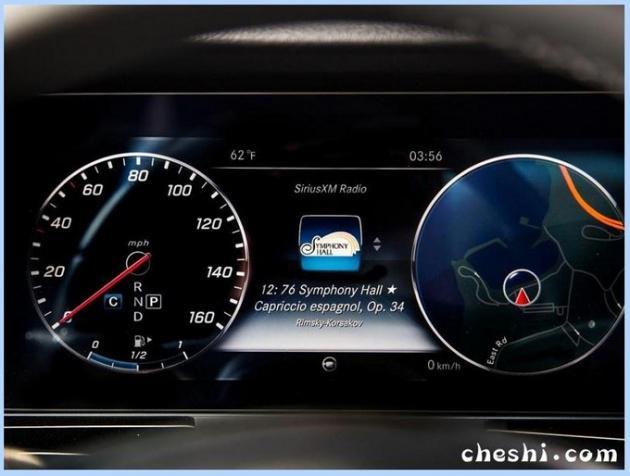 奔驰改款E级实车曝光 增全新2.0T混动引擎