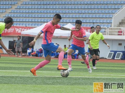 云南美丽乡村农民足球赛总决赛在个旧落幕