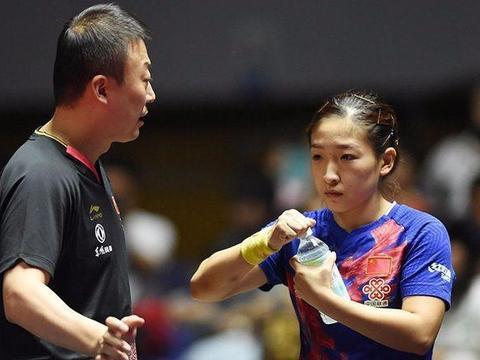 抢庄牛牛乒乓球:国乒在现一对励志师徒 一战成名 堪比马琳刘诗雯