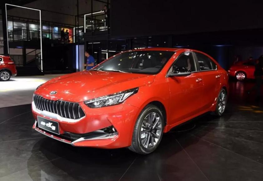 新KX5/新K3,上海车展起亚展台不可错过的两款车
