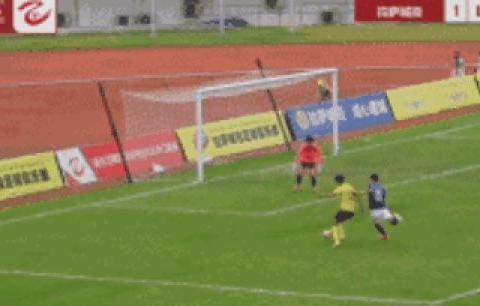 藏族球员职业联赛首球!次旺平措中乙进球帮助球队取胜