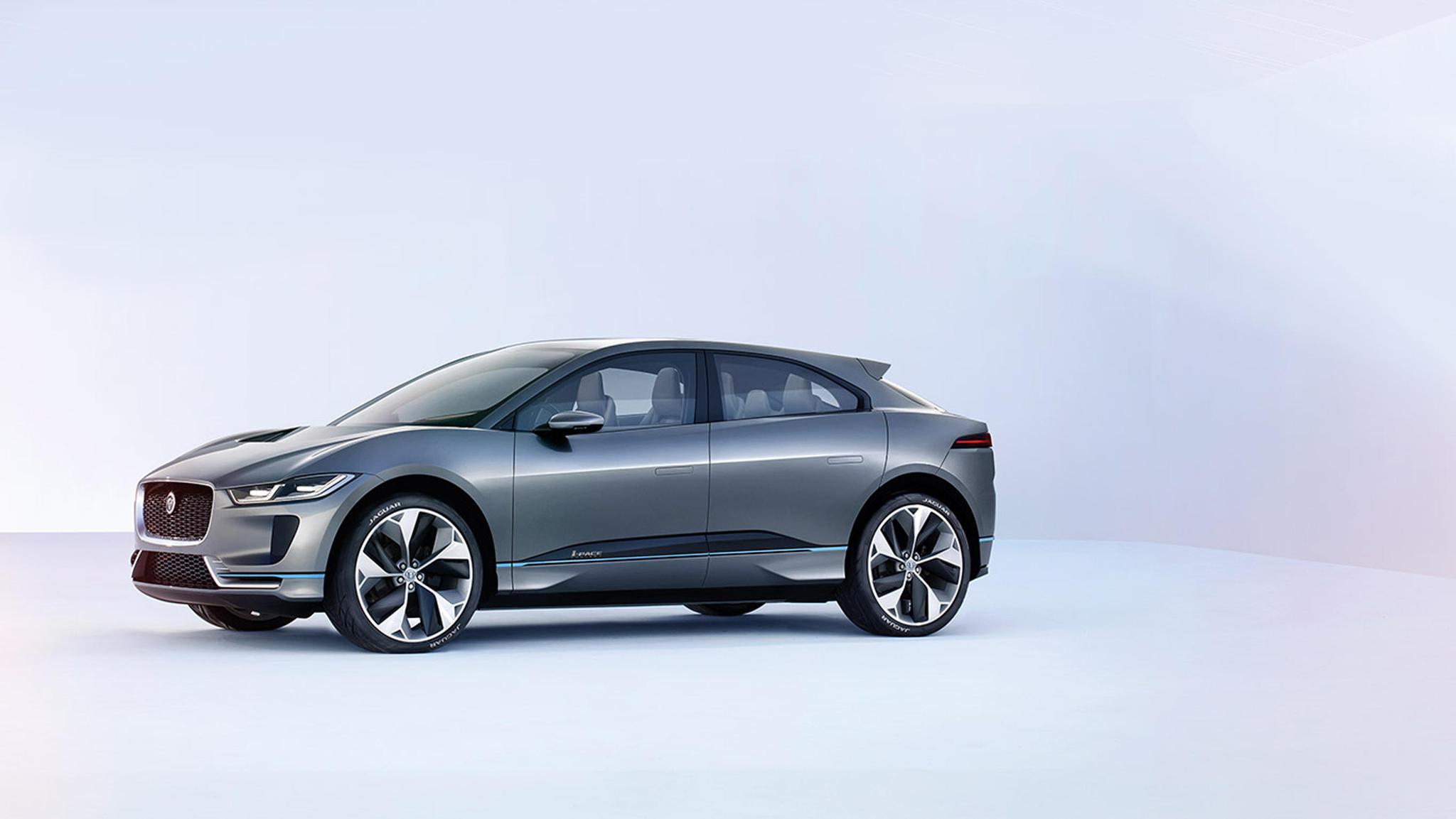锁定特斯拉Model S、奥迪e-tron!续航470公里,捷豹纯电轿车曝光