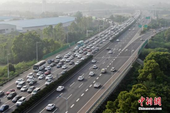 交通部:今年前5月交通固定资产投资同比增长7.3%