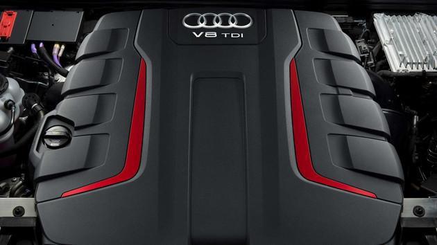 奥迪SQ8官图曝光,内饰三块液晶屏,搭4.0T V8+8AT最大435马力