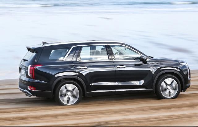 大尺寸SUV新选择 现代旗舰SUV Palisade来了