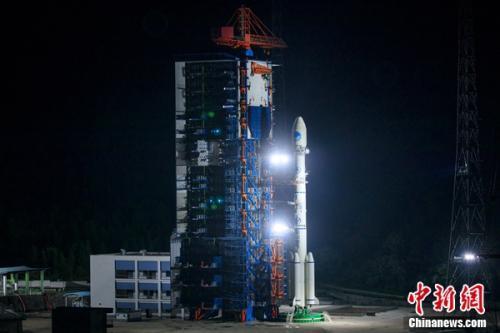 第46颗北斗导航卫星发射 西安科技提供全部有效载荷