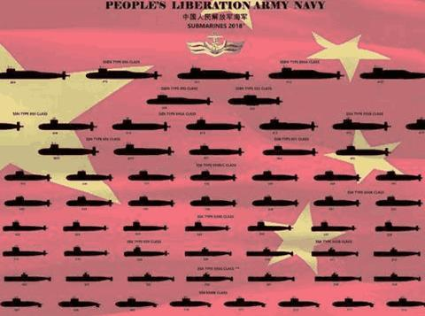 中国新一代039B型常规动力潜艇上已经开始应用量子导航通信技术