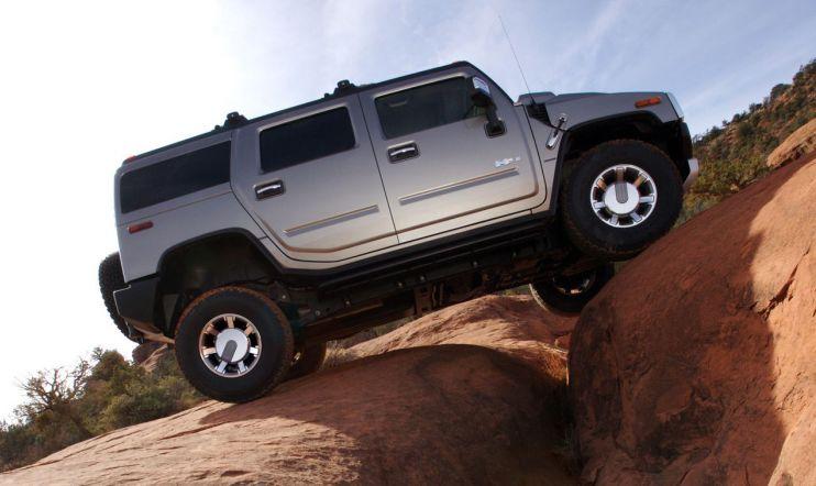 悍马复活!或以VSS-T平台推出一纯电动SUV和皮卡品牌?  聚闻