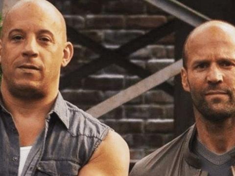 《速度与激情9》开拍,巨石强生脱离正传,WWE巨星约翰塞纳加盟