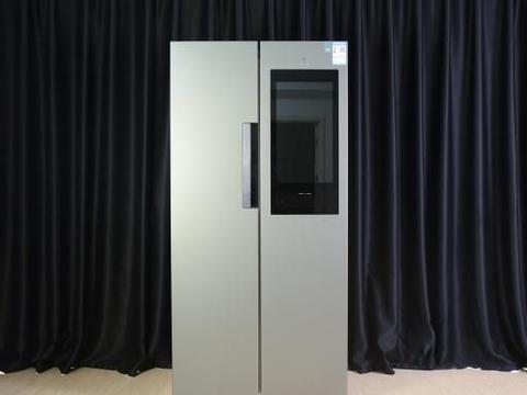智能家电这样才够酷炫 云米互联网冰箱21Face开箱图赏