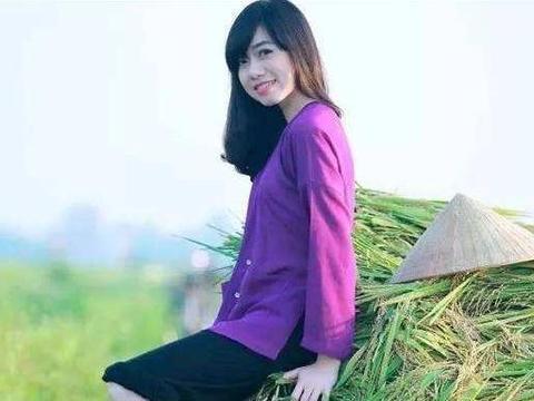 在越南街头,遇见漂亮的当地姑娘问你要不要生菜,一定要记得拒绝
