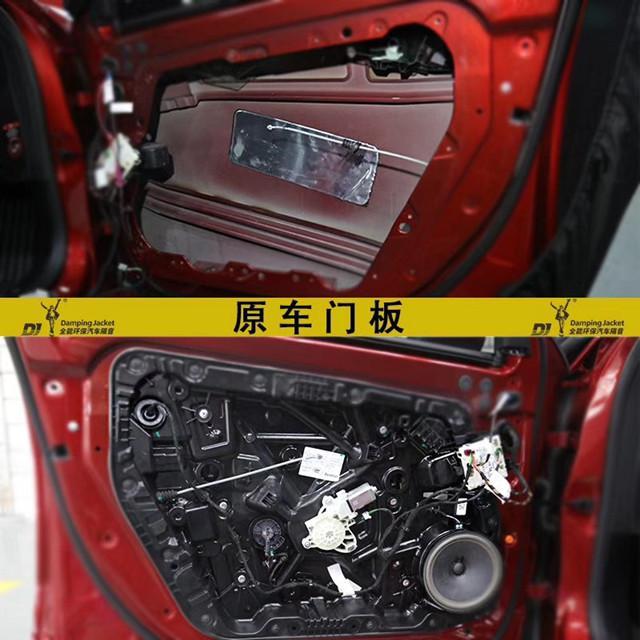 打造舒服的驾驶体验,沧州汽车音响,奔驰A180升级雷贝琴音响