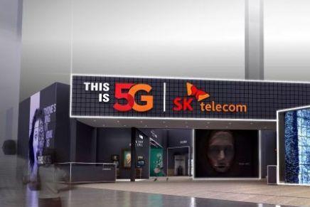 发力5G机器人?LG电子与SK电信宣布合作