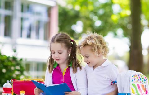 教孩子与人交往的准则:保持良好的心态,学会克制