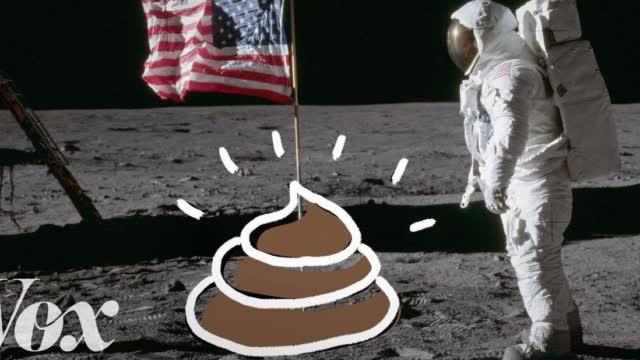 月球捡屎:我们把 50 年前拉的便便带回来了