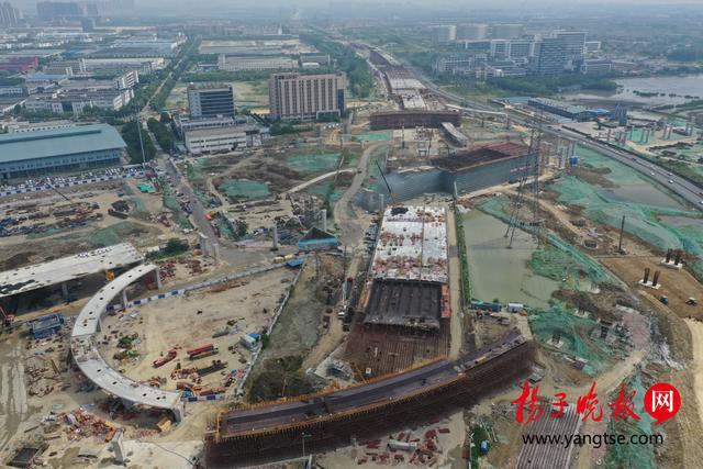 工程总投资276.57亿元!苏州相城重点项目掀起建设热潮