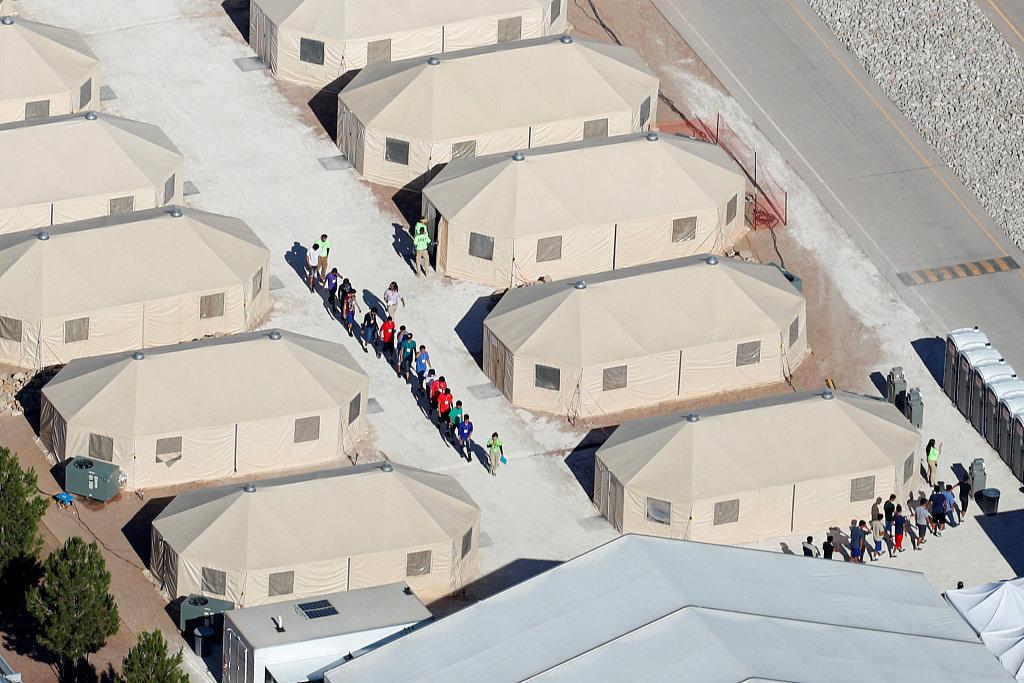 118 美众议院通过45亿美元边境预算 援助移民家庭和儿童