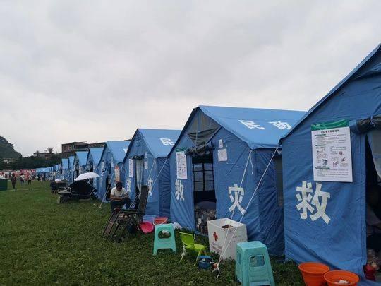 宜宾卫健委:长宁灾区震后未发生传染病流行和饮用水安全事故