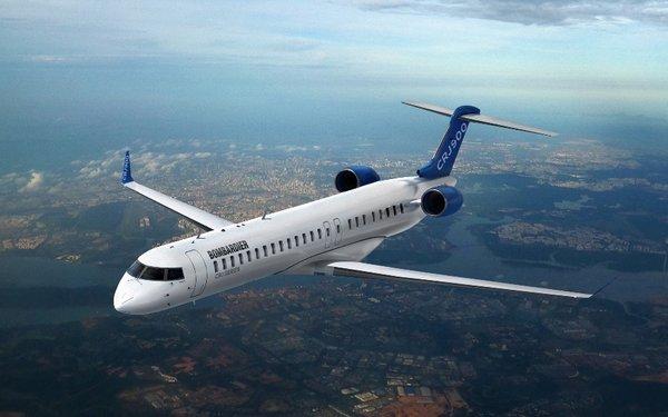 三菱重工将以5.5亿美元现金收购庞巴迪CRJ支线客机项目 | 美通社