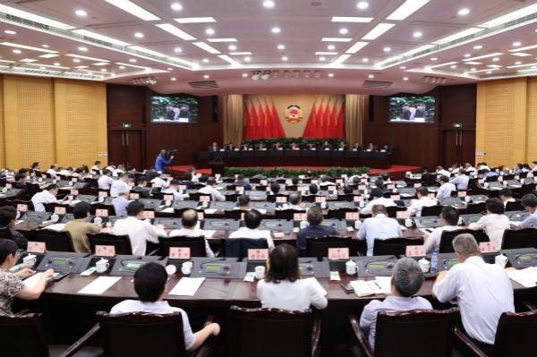"""使科创板成为高质量发展""""加速器"""" 上海市政协举行十三届十一次常委会议"""