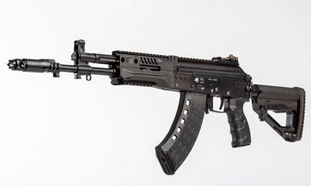 细品:卡拉什尼科夫AK TR3民用步枪 俄军新枪进军民用市场