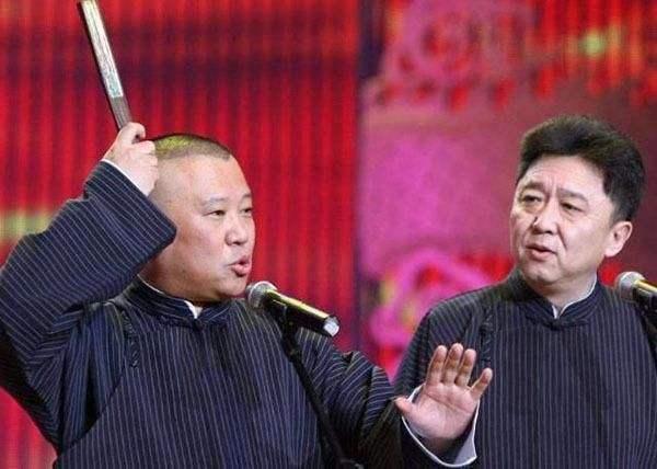 姜昆与郭德纲两大相声代表人物,到底谁是相声第一人?